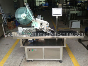 Bag Card Box Labeling Machine pictures & photos