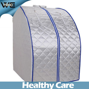 Mini Foldable Home SPA Portable Infrared Steam Sauna pictures & photos