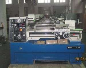 CD6241X1000mm Hafco Wheel Reqair Lathe Equipment with Ce pictures & photos