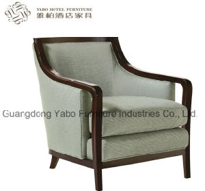 Hotel Fabric Lounge Chair From Factory Manufacturer pictures & photos