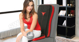 Electric Body Care Shiatsu Infrared Heat Jade Stone Massage Cushion pictures & photos