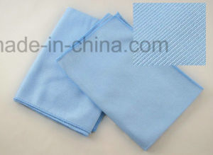 Microfiber Delicate Surfaces Ultra Hand Cloth for Glass and Chrome (YYMG-320) pictures & photos