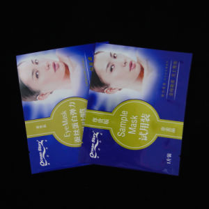 Printed Foil Laminated Facial Mask Packing Bag pictures & photos