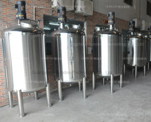 Stainlessl Steel High Pressure Stirred Chemical Reactor pictures & photos