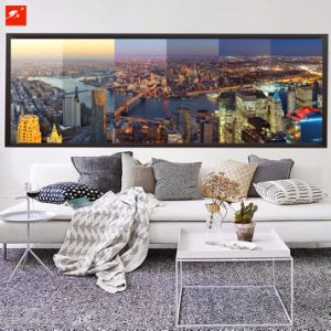Modern Realism New York Cityscape Canvas Print pictures & photos