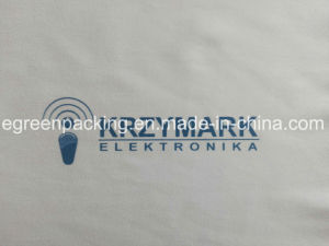 OEM White Microfiber Glasses/Camera Lens Wipe Cloth pictures & photos