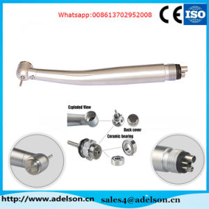 High Speed Dental Handpiece Price with LED Light Turbine