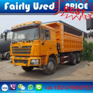 Wholesale Used 6X4 Shacman F3000 Dump Truck of Forward Truck pictures & photos