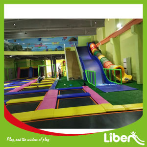 Adult Trampoline Park for Amusement Park pictures & photos