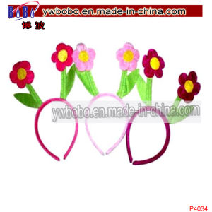 Birthday Kids Hair Decoration Hair Jewelry Hair Ornament (P4034) pictures & photos
