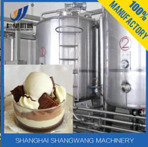 Ice Cream Equipment Filling Machine/Production Line pictures & photos