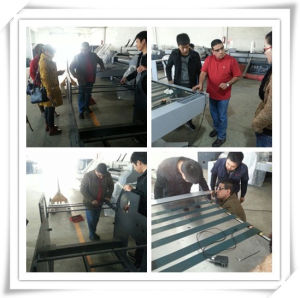 Paper Bag Automatic Coating Machine, Photo Coating Machine, Paper Coating Machine pictures & photos