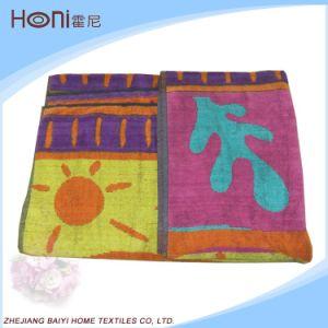 Cotton Face Towel Magic Clay Towel pictures & photos