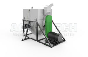 Austria Technology Plastic Recycling Washing Machine for Film/Bags/Flakes/Bottles pictures & photos