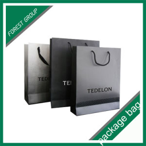 Factory Custom Color Paper Bags with Handles pictures & photos