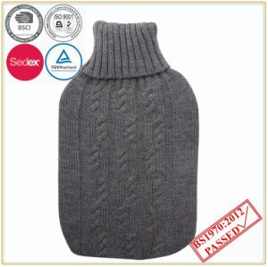 Cable Knit Hot Water Bottle Cover pictures & photos