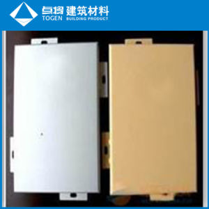 Aluminum Wall Cladding Panel for Building Construction pictures & photos