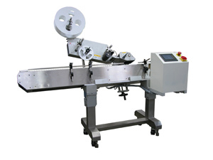 BOPP Hot Glue Melt Paper Self Adhesive Double Side Labeling Machine pictures & photos