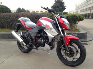 250cc Red and Grey Racing Motorcycle Cool Motorbike pictures & photos