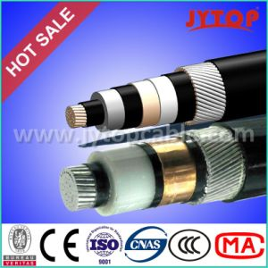 Low Voltage Four Core PVC Insulated Aluminum Underground Cable pictures & photos