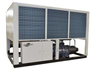 Air Cooled Screw Chiller for Plastic Processing pictures & photos