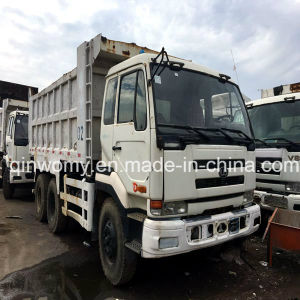 Used LHD Nissan Ud Cargo Heavy Dump Truck with V8~Diesel~Engine pictures & photos