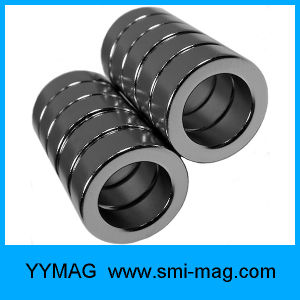N35 Neodymium Magnet Ring Shaped NdFeB Magnet for Sale pictures & photos