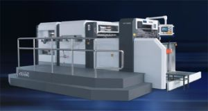 Automatic Die-Cutting and Creasing Machineqmy 1300p pictures & photos