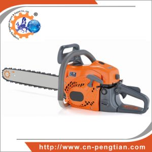 Garden Tool 62cc Gasoline Chain Saw Popular in Market pictures & photos