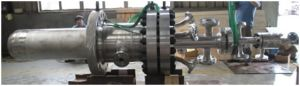 Burner Combination for Pulverized Coal Gasifier pictures & photos
