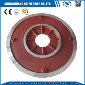8/6 F- Ahe Slurry Pump Rear Lining Plate F6041HS1a05 pictures & photos