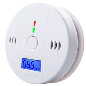 Digital LCD Blacklight Carbon Monoxide Toxic Air Leak Gas Detector pictures & photos