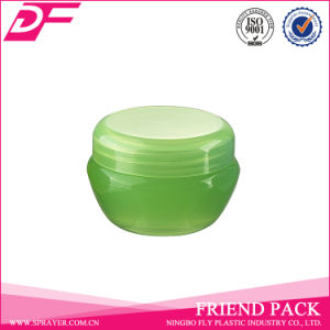 Plastic Cosmetic Jar/Bottle Set Package