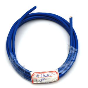 SFTP CAT6 in LSZH 23AWG Shielded Category 6 Bc CCA Cu DC Wire pictures & photos