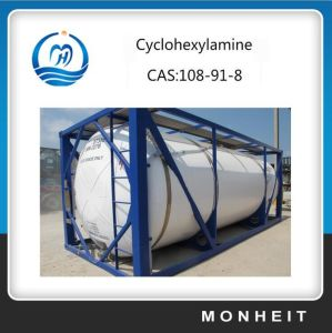 China Manufacturer 108-91-8 Cyclohexylamine for Diesel Bleaching Agent pictures & photos