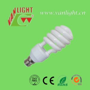 Half Spiral Shape Series CFL Lamps Fluorescent Lamp 30W pictures & photos