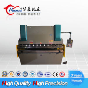 Hydraulic Plate CNC Press Brake Wf67y-100t/3200 Machine pictures & photos