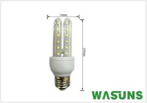 3W LED Corn Bulb U Shape SMD2835 LED Corn Lights pictures & photos
