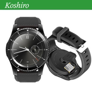 Bluetooth 4.0 Heart Rate Monitor Smart Watch for Android Apple pictures & photos