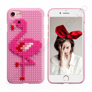 Plastic Building Block Case for iPhone 7 pictures & photos