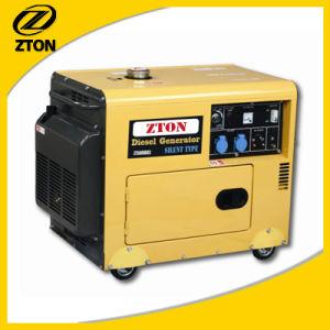 Silent 4.2kVA Generator pictures & photos