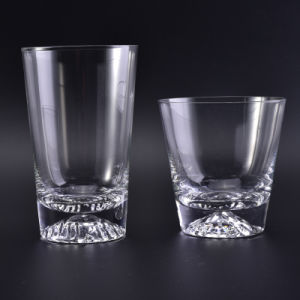 Clear Wholesale 10oz Wine Glass Candle Tumbler Custom Cups pictures & photos