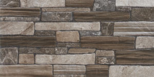 Antique/Rustic Look Color Block Pattern Outdoor & Indoor Wall Tile pictures & photos