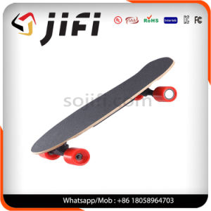 Dual/One Motor 4 Wheels Electric Longboard Skateboard with Remote Control pictures & photos