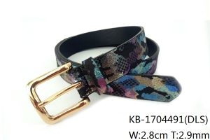 New Fashion Women PU Belt (KB-1704491) pictures & photos