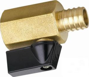 Female Thread Single Silk Brass Mini Ball Valve pictures & photos