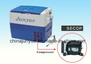 DC 12V 24V Mini Portable Refrigerator pictures & photos
