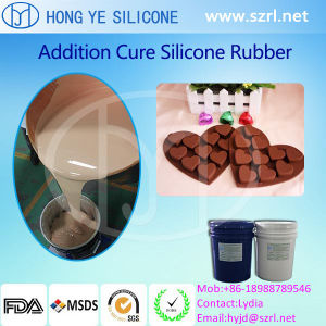 Platinum FDA Silicon with 20-40 Shore a Mould Making Silicone Rubber pictures & photos