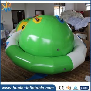 Popular Summer Inflatable Saturn, Inflatable Spinner, Inflatable Water Spinner