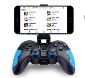 Shenzhen Factory New Wireless Bluetooth Gamepad for Android Device pictures & photos